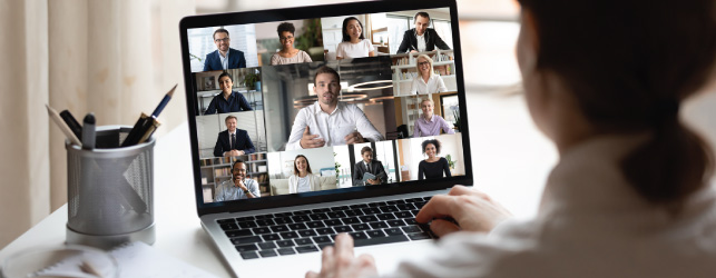 4 Ways Technology Can Increase Your Virtual Meeting Engagement…Plus a Bonus Tip