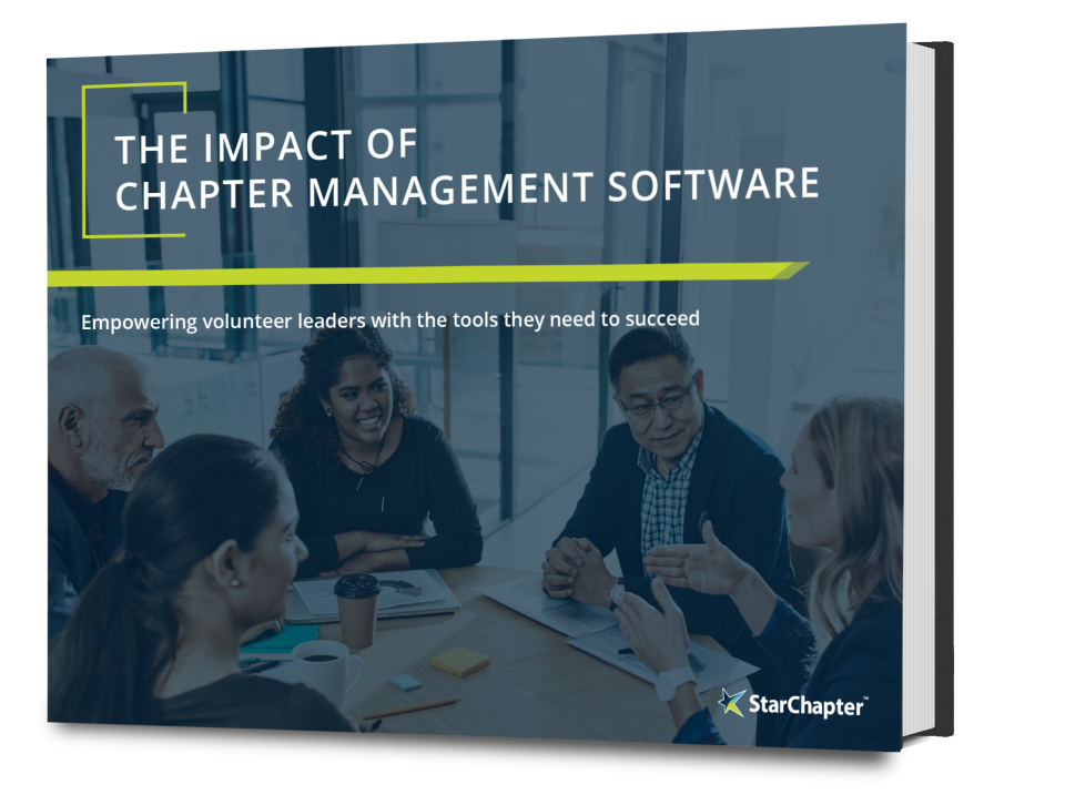 The Impact of Chapter Management Software eBook