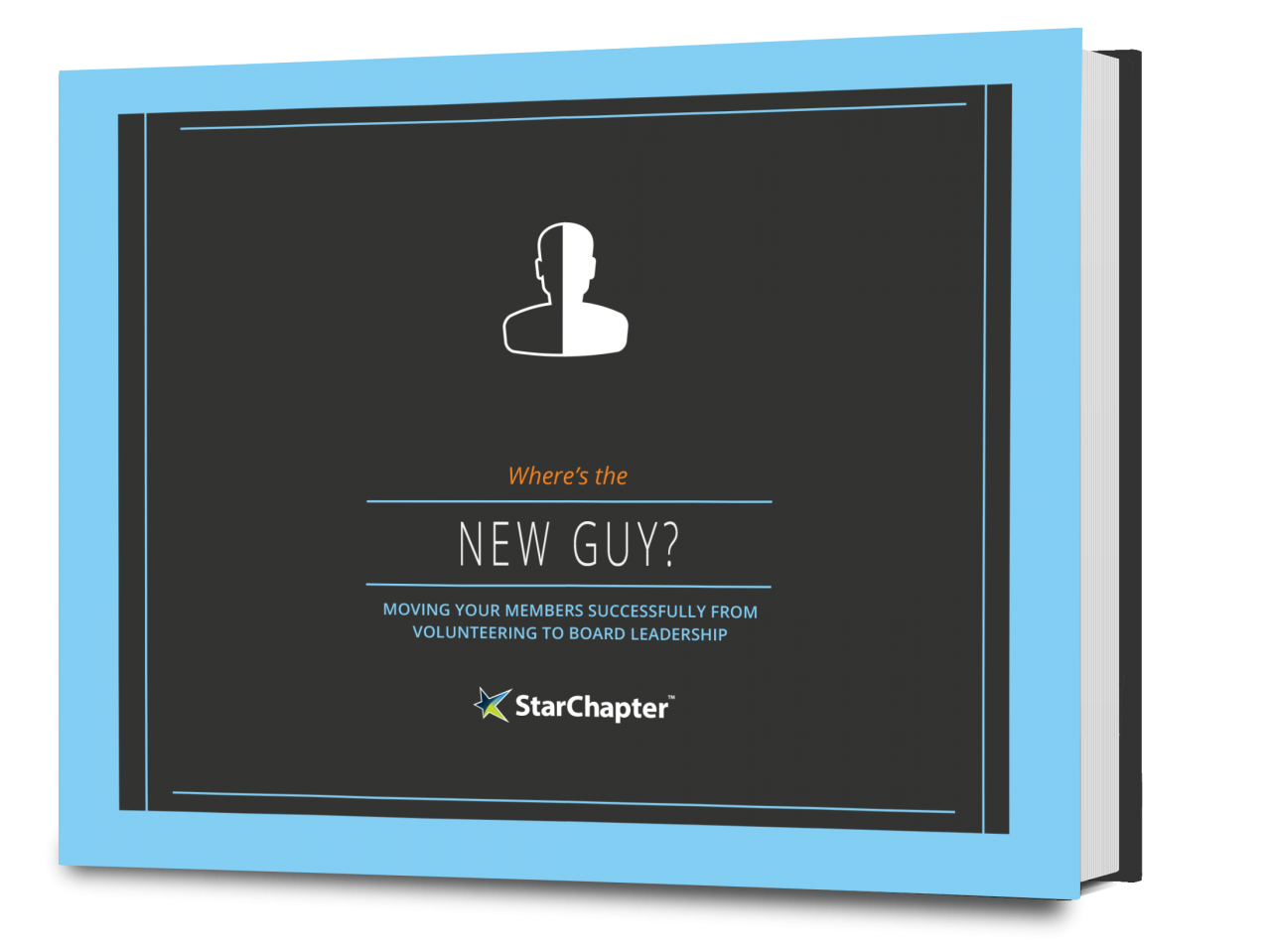 Where is the New Guy eBook 3